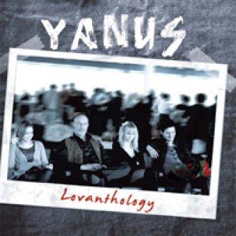 Copertina dell'album Lovanthology, di Yanus