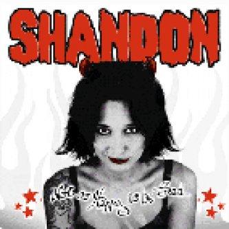 Copertina dell'album Not so happy to be sad, di Shandon