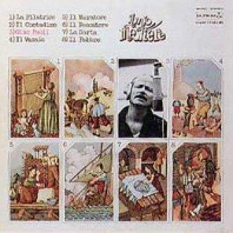 Copertina dell'album Il mio mestiere , di Gino Paoli