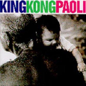 Copertina dell'album King Kong Paoli, di Gino Paoli