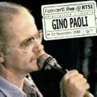 Copertina dell'album Gino Paoli live @ RTSI , di Gino Paoli