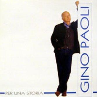 Copertina dell'album Per una storia, di Gino Paoli