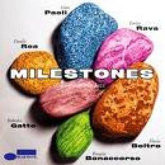 Copertina dell'album MILESTONES – Un incontro in jazz , di Gino Paoli
