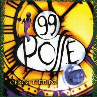 Copertina dell'album Cerco tiempo, di 99 Posse