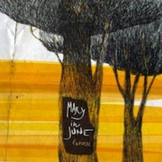Copertina dell'album Ferirsi, di Mary in June