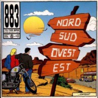 Copertina dell'album Nord sud ovest est, di 883