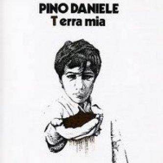 Copertina dell'album Terra mia, di Pino Daniele