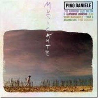 Copertina dell'album Musicante, di Pino Daniele