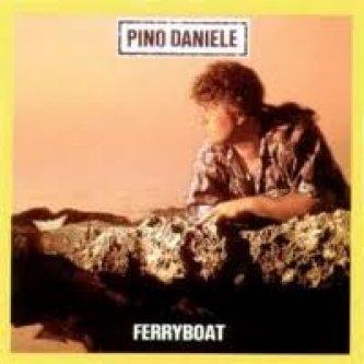 Copertina dell'album Ferryboat , di Pino Daniele