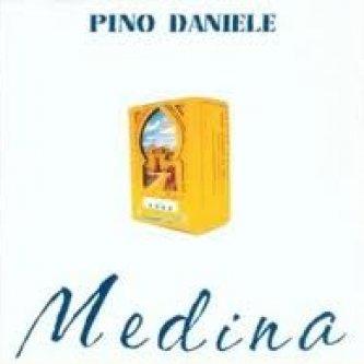 Copertina dell'album Medina , di Pino Daniele