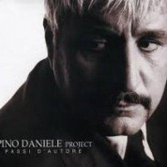 Copertina dell'album Passi d'autore, di Pino Daniele
