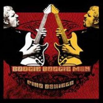 Copertina dell'album Boogie Boogie Man, di Pino Daniele