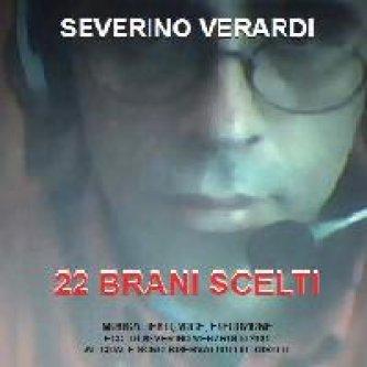 Copertina dell'album 22 Brani Scelti, di Severino Verardi