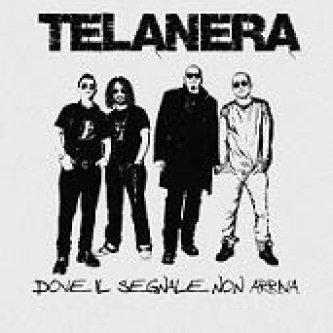 Copertina dell'album Dove il segnale non arriva (EP), di Telanera