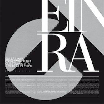 Copertina dell'album Sulla linea d'orizzonte tra questa mia vita e quella di tutti, di Raein