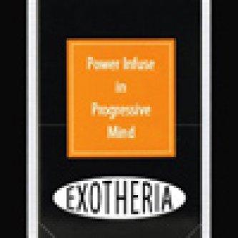 Copertina dell'album Power Infuse In Progressive Mind - EP, di Exotheria