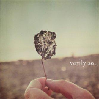 Copertina dell'album S/t, di Verily So