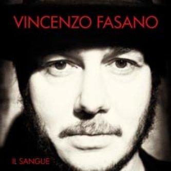 Copertina dell'album Il Sangue, di Vincenzo Fasano