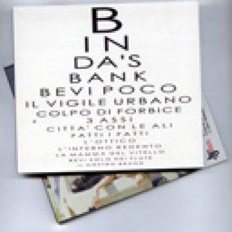 Copertina dell'album Binda's Bank - Voglio Fare Il Vigile Urbano, di Binda's Bank