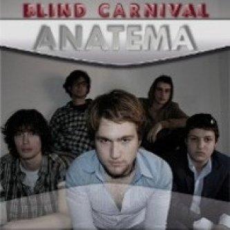 Copertina dell'album Anatema, di Blind Carnival