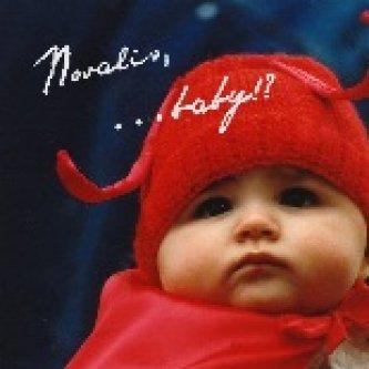 Copertina dell'album Novalis ...baby!?, di Matteo Novalis