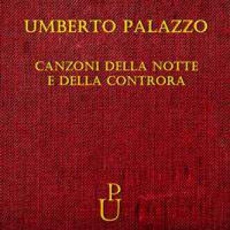 Copertina dell'album Canzoni della notte e della controra, di Umberto Palazzo