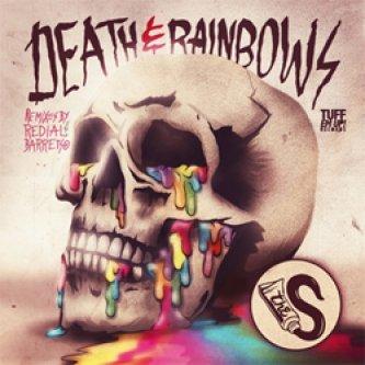 Copertina dell'album Death & Rainbows, di The S