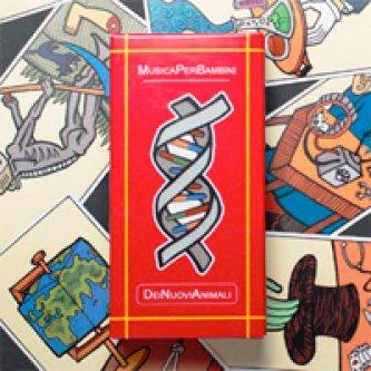 Copertina dell'album Dei Nuovi Animali, di Musica Per Bambini