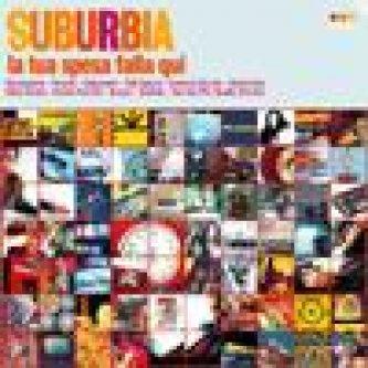 Copertina dell'album La tua spesa falla qui, di Audiorama (ex Suburbia)