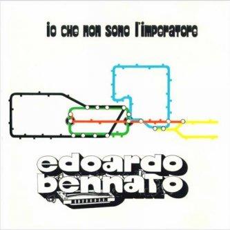 Copertina dell'album Io che non sono l'Imperatore, di Edoardo Bennato