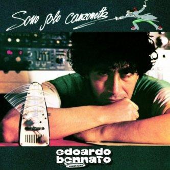 Copertina dell'album Sono solo canzonette, di Edoardo Bennato