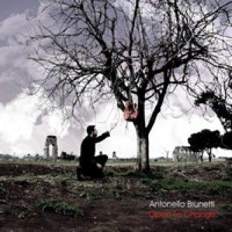 Copertina dell'album ANTONELLO BRUNETTI * OPEN TO CHANGE, di ANTONELLO BRUNETTI & NIGHTRAIN