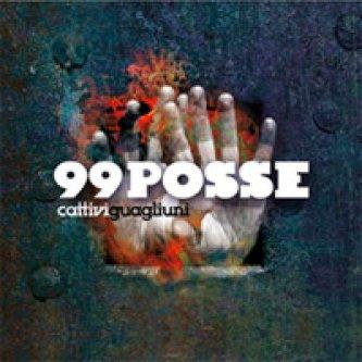 Copertina dell'album Cattivi guagliuni, di 99 Posse
