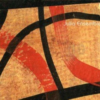 Copertina dell'album s/t, di Julia Ensemble