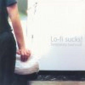 Copertina dell'album Temporary burn-out, di Lo-fi sucks!