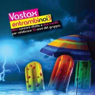 Copertina dell'album ENTRAMBI NOI TRE, di VASTAX