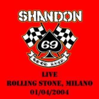 Copertina dell'album Live 2004, di Shandon