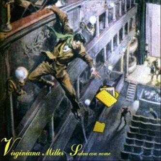 Copertina dell'album Salva con nome (live), di Virginiana Miller