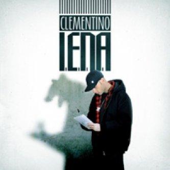 Copertina dell'album I.E.N.A, di Clementino