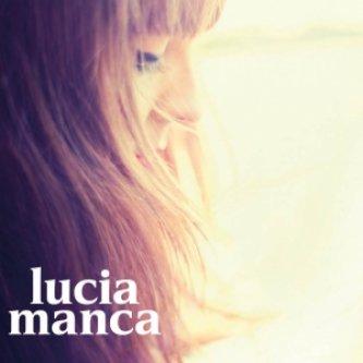 Copertina dell'album Lucia Manca, di Lucia Manca