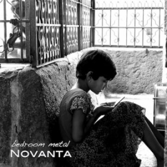 Copertina dell'album Bedroom metal, di Novanta