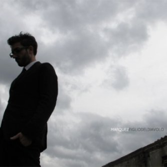 Copertina dell'album Figlio del diavolo, di Marquez