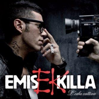 Copertina dell'album L'erba cattiva, di Emis Killa