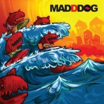 Copertina dell'album Madddog, di Madddog