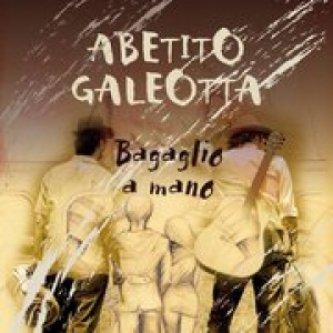 Copertina dell'album Bagaglio a mano, di Abetito Galeotta