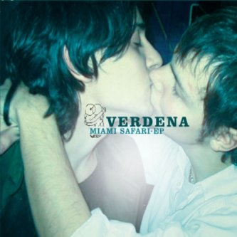 Copertina dell'album Miami safari (ep), di Verdena