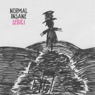 Copertina dell'album Sedici, di normal insane