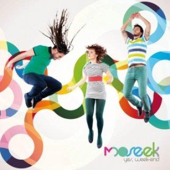 Copertina dell'album yes, week-end, di Moseek