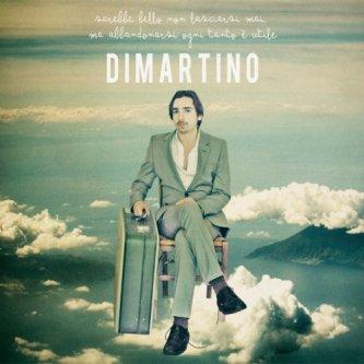 Copertina dell'album Sarebbe bello non lasciarsi mai..., di Dimartino
