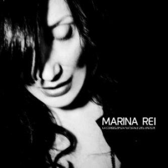 Copertina dell'album La conseguenza naturale dell'errore, di Marina Rei